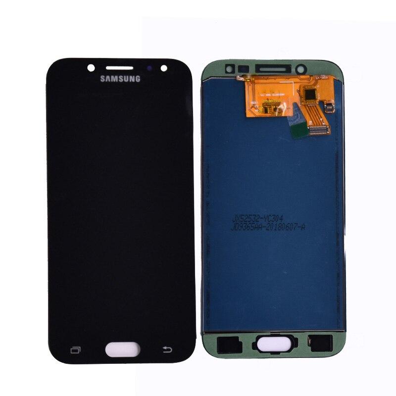LCD para Samsung Galaxy J5 2017 J530 J530F J530FN SM-J530F pantalla LCD con pantalla táctil digitizador Asamblea TFT envío libre