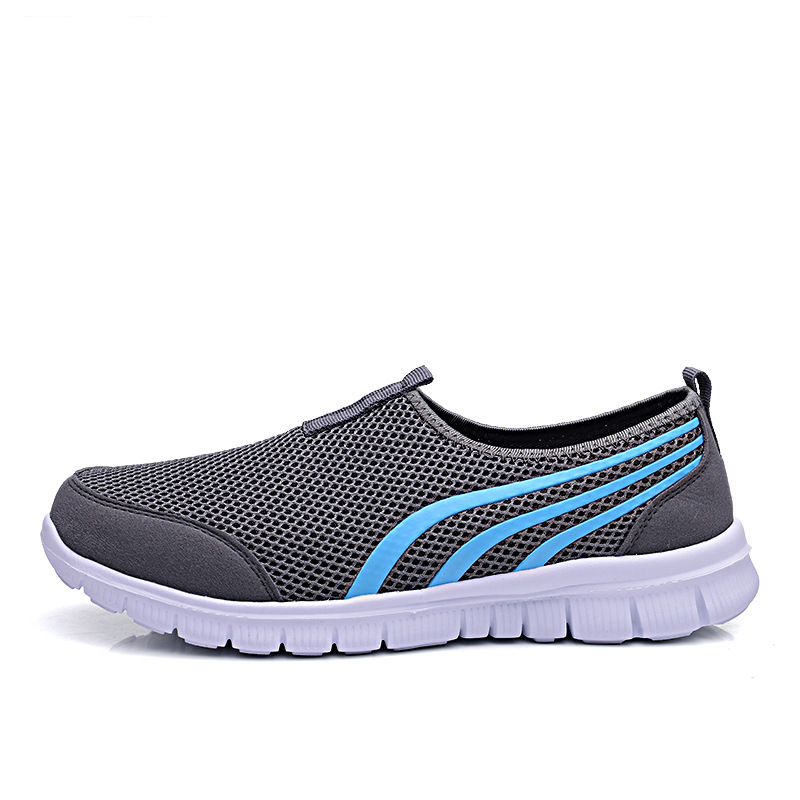New Running Shoes for men Breathable Mesh Sports Sneaker Lightweight Cushioning Sneakers for Outdoor Walking Shoes