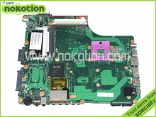 laptop motherboard for toshiba satellite A300 1310A2171546 V000127060 GM45 DDR2 with graphics card