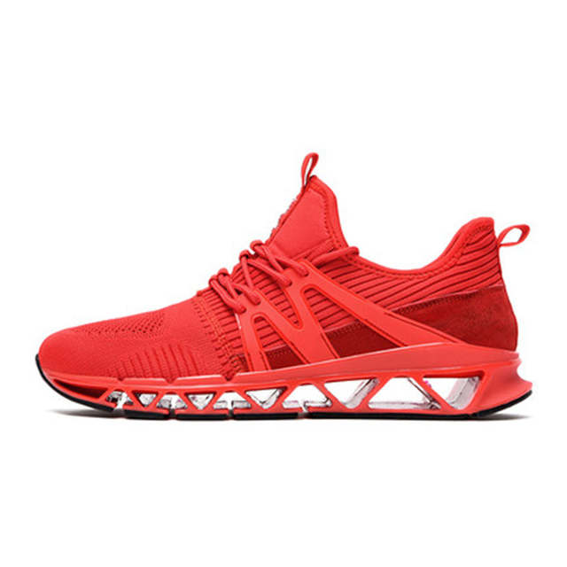 a3332772fca769 placeholder JINBEILE Professional men s shoe Blade black running shoes shock  absorber wear sneakers fly line breathable cushioning