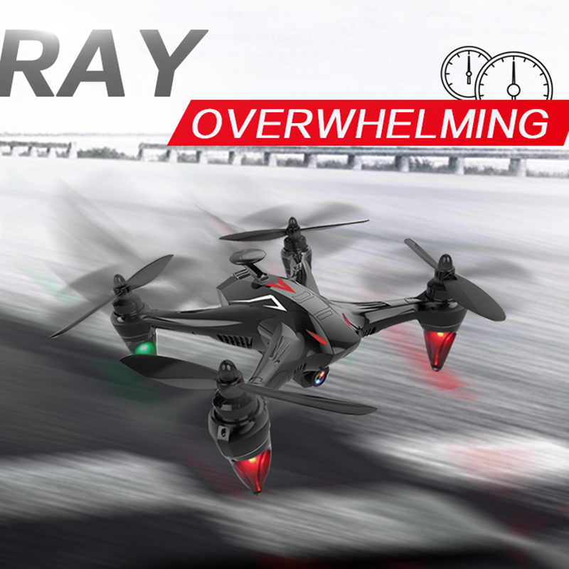 GW198 New Long flight time GPS Hover Drones Follow Me Drone 5G WiFi FPV Brushless Motor RC Quadrocopter With 720P/1080P Camera