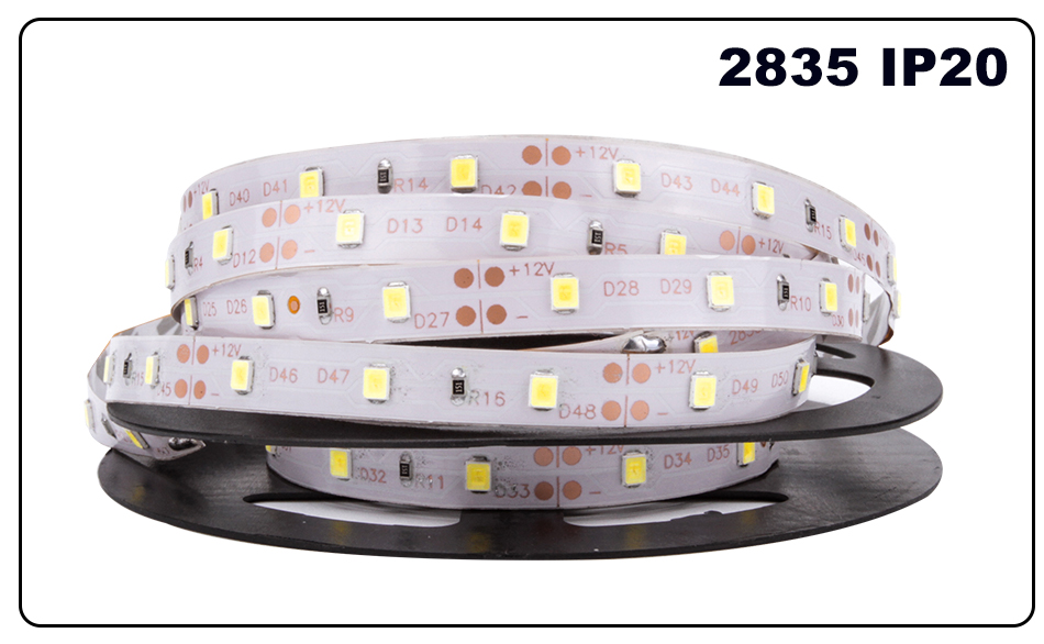 HTB1uk3WX4 rK1RkHFqDq6yJAFXaR DC 12V LED Strip Light Flexible Diode Ribbon Tape RGB SMD 2835 5050 44Key Power Remote 5M 10M 15M Full Set Waterproof Lighting