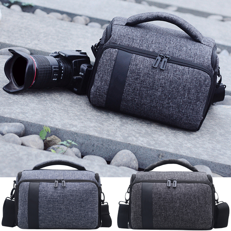 NEW Waterproof Photo Camera Case Bag For Canon DSLR EOS 5D Mark IV 800D 200D 6D Mark II  ...