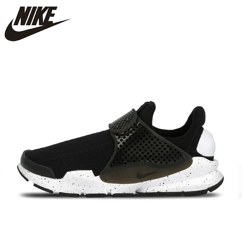 separation shoes 38c4a c4374 US $89.93 40% OFF|Nike Sock Dart Men's Breathable Original New Arrival  Official Running Shoes Sports Sneakers-in Running Shoes from Sports & ...