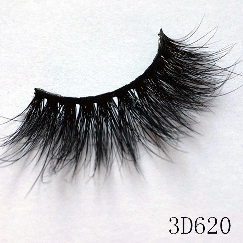 UPS Gratis Verzending 100 Pairs 100% Echte Nerts Bont Goedkope Pirce Makeup Beauty Valse Wimpers 3D Mink Wimpers China Leverancier vendor-in Nepwimpers van Schoonheid op AliExpress - 11.11_Dubbel 11Vrijgezellendag 1