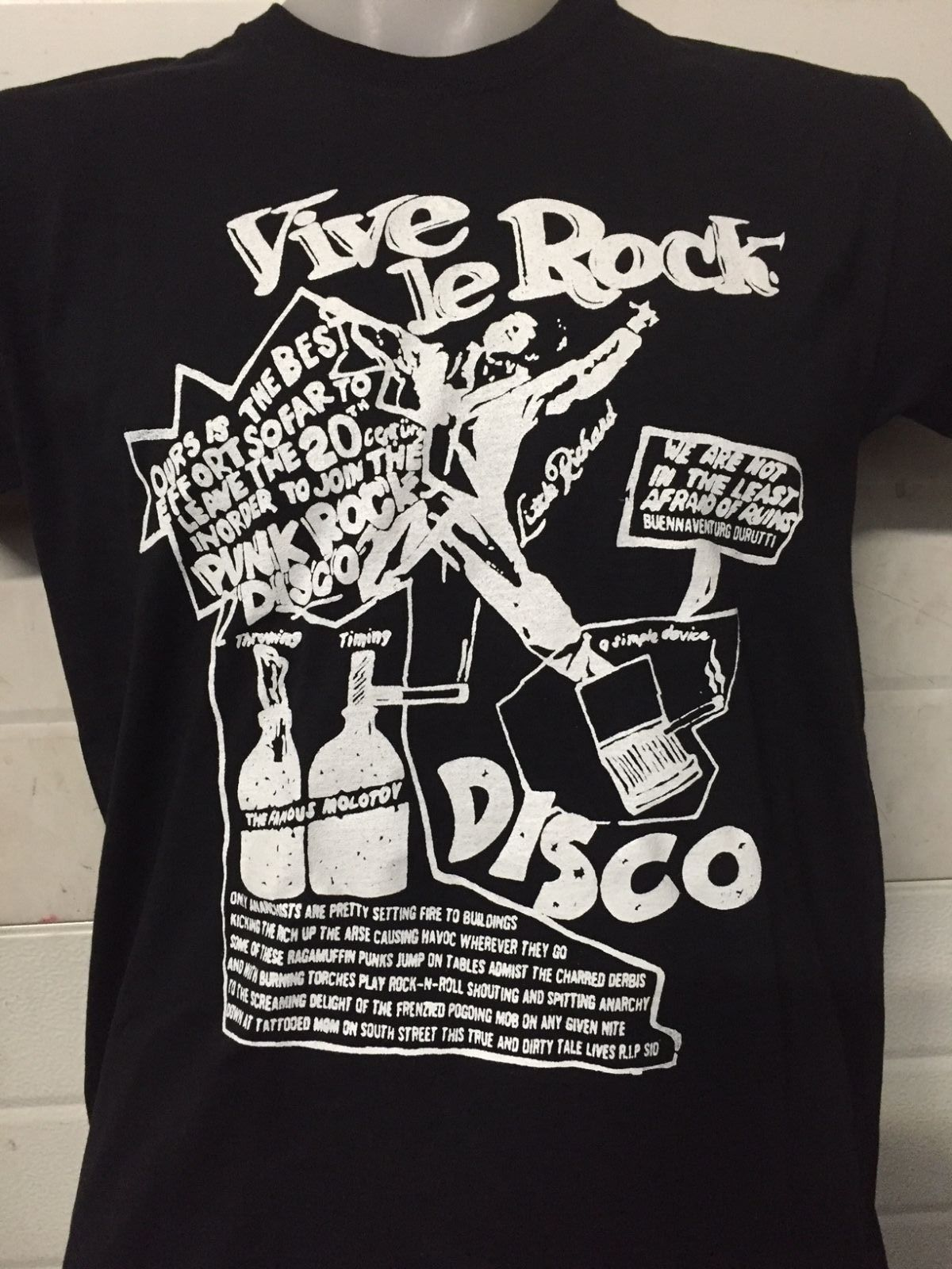 Sid Vicious RIP Girls T-shirt Punk by Omen Clothing