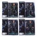 "NECA The Terminator 2 T-800 Cyberdyne Showdown Across Time Pescadero Escape Steel Mill PVC Action Figure Collectible Toy 7"" 18cm"