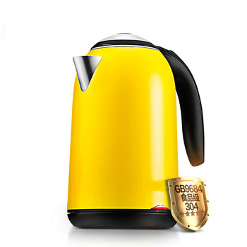Electric kettle   insulated stainless steel 304  used for 1.7L Overheat Protection