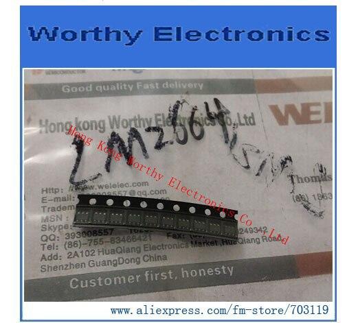Бесплатная Доставка 10 шт./лот lm2664m6x lm2664m lm2664 IC РЕГ перешли Cap INV SOT23-6