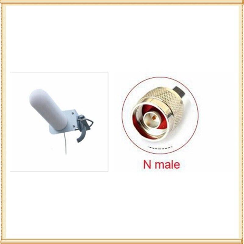 LTE 4G antenne extérieure Yagi antenne extérieure connecteur n-male pour 3G 4G routeur modem 10 M ou 5 M 15 M câble