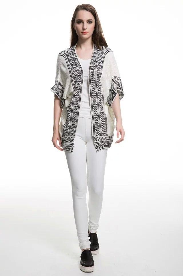 2015 Women Tops Autumn Winter Fashion Women Blouse Kimono Women Sweater Cardigan Blusas Y Camisas Mujer Plus Size  Hot Sale