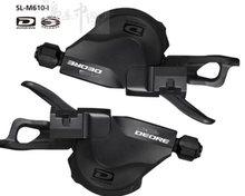 Deore SL-M610-I gatilho shifter 2/3*10s mtb bicicleta shifters M610-I m610 20 s 30 s