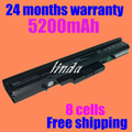 JIGU Replacement Laptop Battery For HP COMPAQ 510 610 615 6720 6730 6735 6820 6830 S 451086-161 451568-001+free shipping