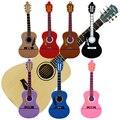 De Dibujos Animados de moda Guitarra Violín 8 GB 16 GB 32 GB USB 2.0 de Memoria Flash pluma del Palillo de la Impulsión 64 gb usb Sticks Pendrives U Disco para el Regalo