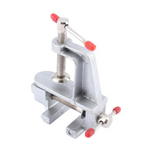 Bench-Vise Table Vice Miniature Hobby Clamp Jewelers Small Muliti-Funcational Aluminum