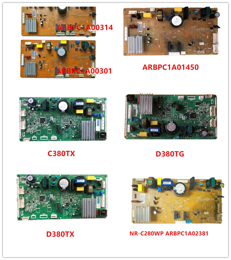 PAS-C26WP1 ARBPC1A00301 ARBPC1A00314 ARBPC1A01450| C380TX ARBPC1A01485 D380TG ART000T63140 D380TX NR-C280WP ARBPC1A02381 Used