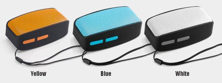 Venta al por mayor inalámbrico portátil MINI altavoz Bluetooth - Audio y video portátil - foto 6