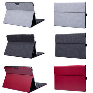 Image 5 - Flip Case for Microsoft Surface Pro 3 Multi Angle Stand Cover Waterproof Soft Shell Compatible with Keyboard for Surface Pro3