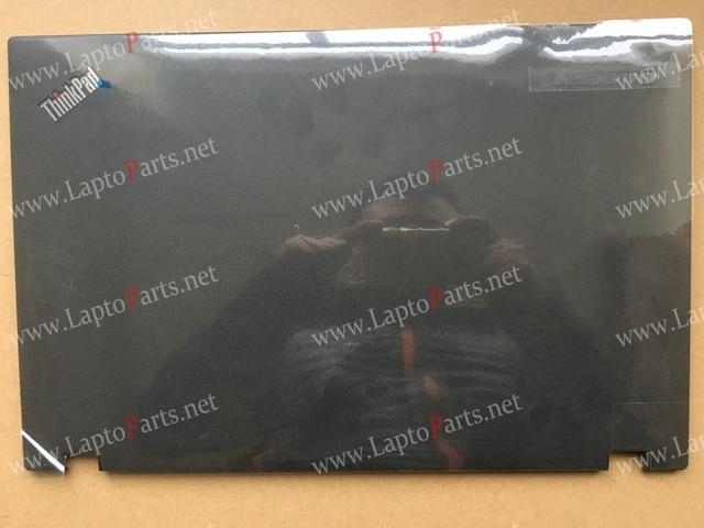 New genuine para lenovo thinkpad l540 15 w lcd back cover kit magro fru 04x4855 wis 42. lh08.001