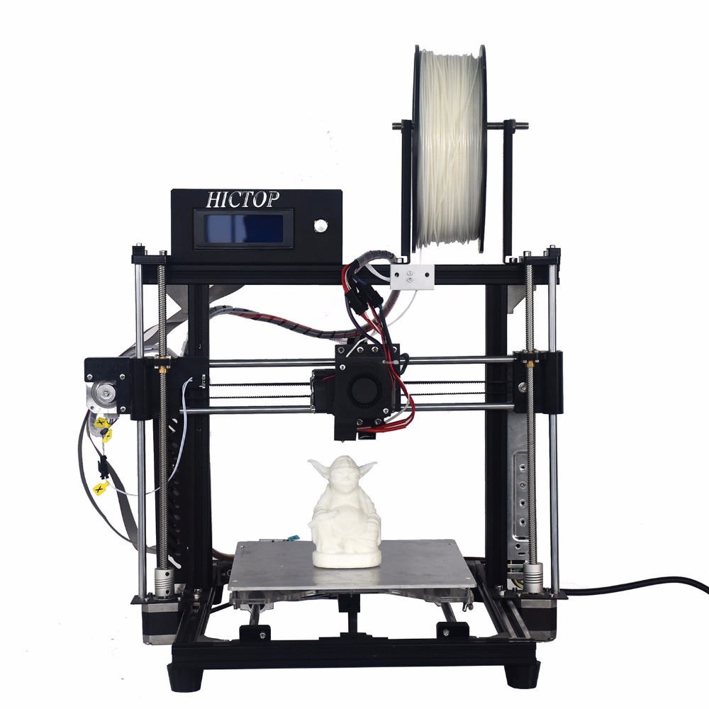 High Accuracy UP Full Aluminum Frame with Filament Monitor and Auto level Function