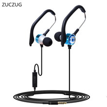 ZUCZUG hot Sports headphones MIC Headphone with controller/speaker phone earphone for iphone samsung huawei xiaomi microphone