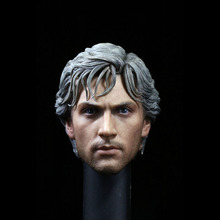 1/6 Scale Head Sculpt  Avengers Alliance 2 Quick Silver Parkour Male Head Carving Action Figure Accessories Toys Gift