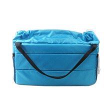 цена на Waterproof Insert Partition Dslr Camera Bag Shockproof Padded Protector Cover Case