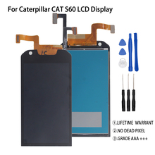 For Caterpillar CAT S60 LCD Display Touch Screen Digitizer Phone Parts