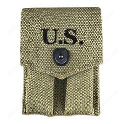 WW2 UNS ARMEE M1911 PISTOLE AMMO POUCH OUTDOOR WERKZEUG TASCHE-UNS/104126-