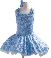 Camisole Tutu Ballet Dress For Girls Women Lace Professional Dance Costume blue sequin tutu kids ballet dress coppelia costume