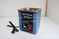 DELTA medical ultrasonic cleaner, cleaning machine for jewelry, Stainless Steel cleaner
