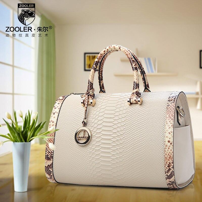 2018 CHAUDE en cuir Véritable femme sac ZOOLER célèbre marque Haut-Poignée sac à main Boston sac à bandoulière Dames élégantes Femme bolsas-150