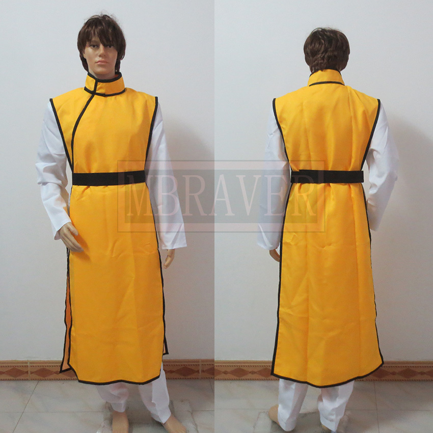 YuYu Hakusho Ghost Files Poltergeist Report Kurama Demon Kurama Cosplay Costume