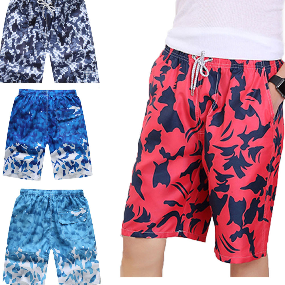 FullBo Circumference Day Pi Spiral Novelty Little Boys Short Swim Trunks Quick Dry Beach Shorts