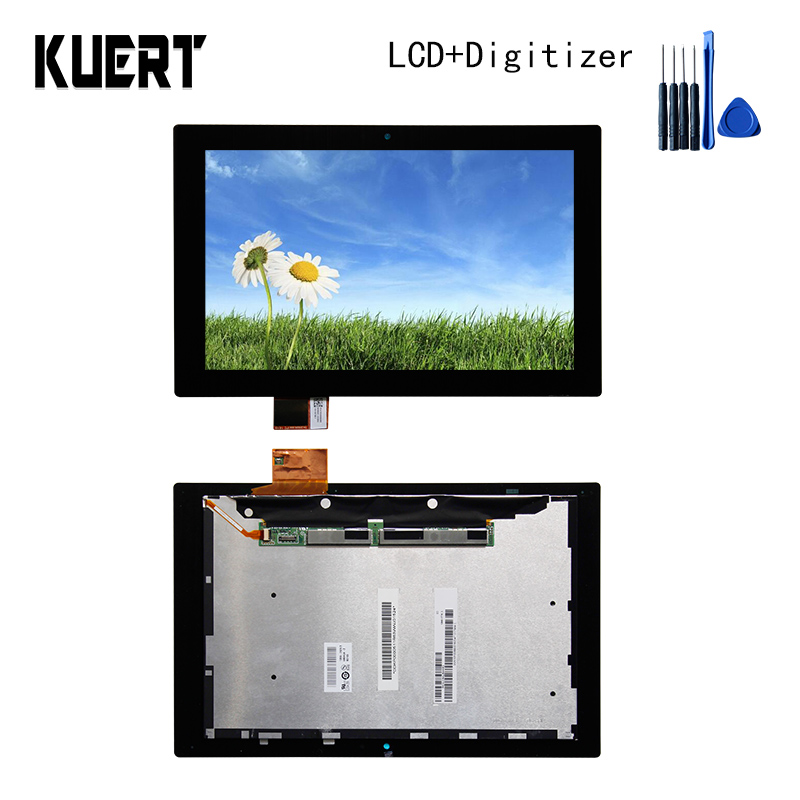 High Quality Panel LCD Combo Touch Screen Digitizer  Glass LCD Display Assembly For SONY SGP311 Xperia Tablet  Accessories Parts for letv le1 pro x800 lcd display monitor touch screen digitizer glass sensor assembly replacement parts high quality