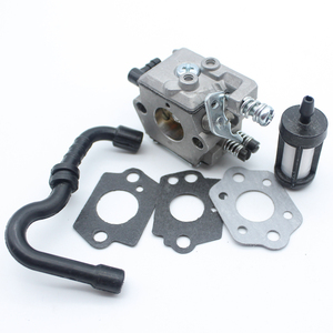 Image 5 - Carburetor Gasket Kit For STIHL 017 018 MS170 MS180 MS 180 170 Chainsaw Parts Walbro Carb 11301200603, 11301200608