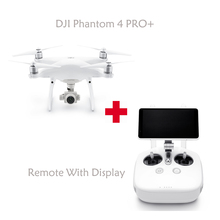 100% Original Unopened  DJI Phantom 4 Pro+Drone (With 5inch Display Screen ) RC Helicopter Free Shipping Via EMS