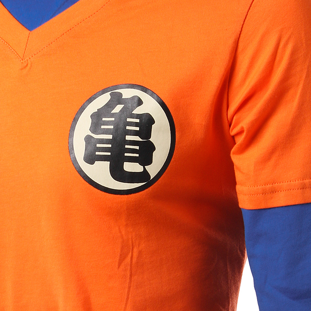 Dragon Ball Long Sleeves T Shirt