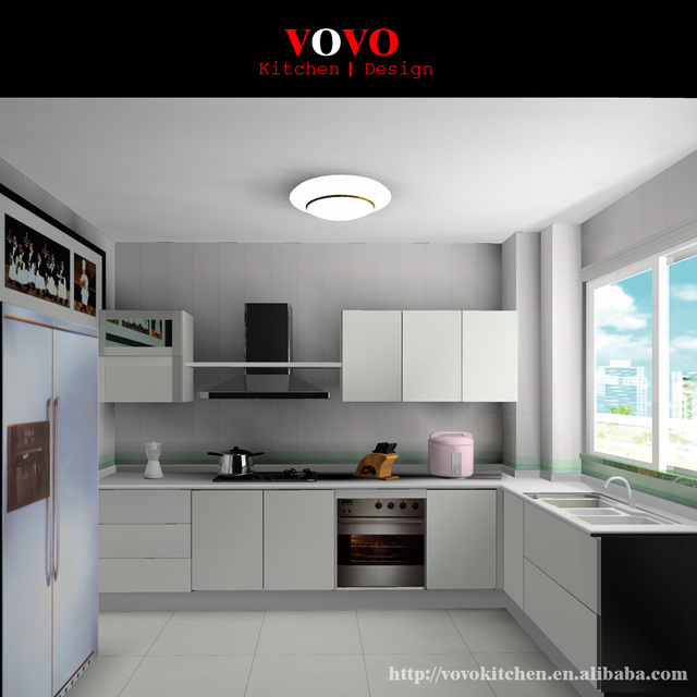 2016 Hot Sale Knock Down Imported Kitchen Cabinets From China