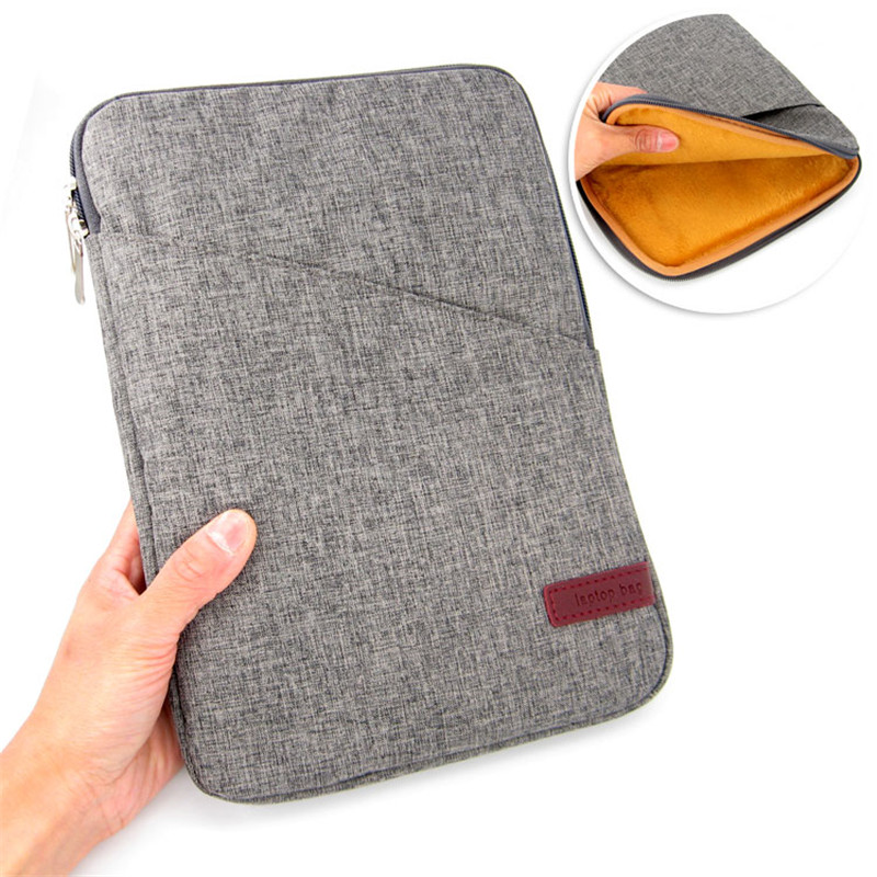 Shockproof Bag for Chuwi Hi9 air Case Tablet Liner Pouch Sleeve Cover for Chuwi Hi9 air MT6797 10.1 inch Funda Tablet Cover+Pen case for ipad pro 10 5 ultra retro pu leather tablet sleeve pouch bag cover for ipad 10 5 inch a1701 a1709 funda tablet case