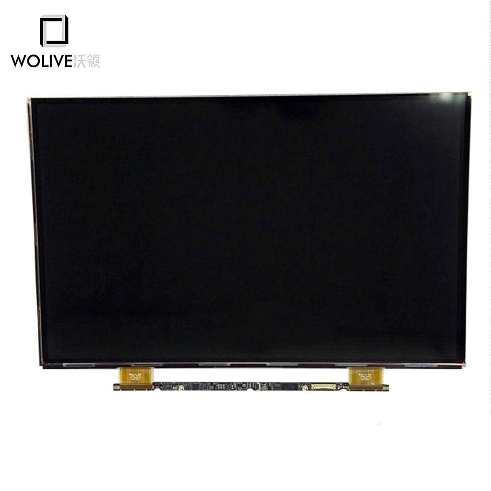 Marque Nouvelle Véritable écran pour Macbook air 13.3 ''A1369 A1466 LCD affichage LSN133BT01 LP133WP1 TJA1 TJA7