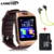 Langtek smart watch dz09 para o telefone android com o cartão sim do smartphone smartwatches saúde wearable dispositivos bluetooth relógio de pulso