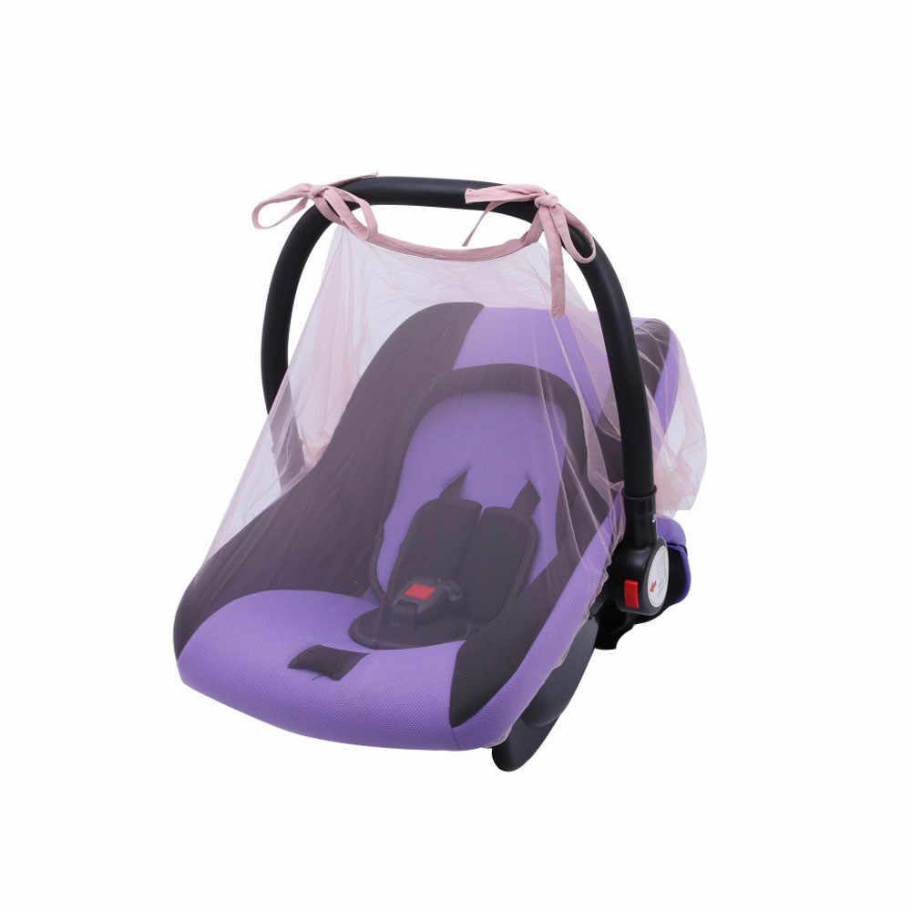 2019 детское кресло для кроватки москитная сетка для новорожденных малышей, для детских ходунков сетчатый навес, чехол для коляски, сетка для насекомых, безопасная сетка, багги