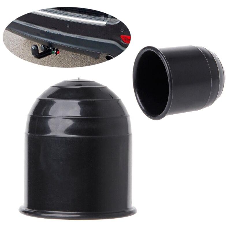 Tow Bar Ball Cover Cap Car Towing Hitch Caravan Trailer Towball Protect Rubbe ME