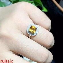 Kjjeaxcmy ювелирные изделия 925 Чистое серебро инкрустация натуральный