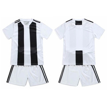 18/19 football jersey suit (no badge no LOGO)custom adult uniform + shorts, team training