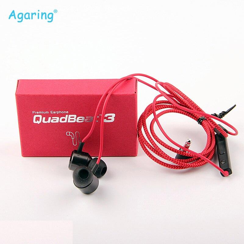 Agaring Casque LE630 pour LG G5 H868 V20 H990N V10 H968 LG G4 H818 LG G4 H818 In-Ear Écouteur Microphone à distance