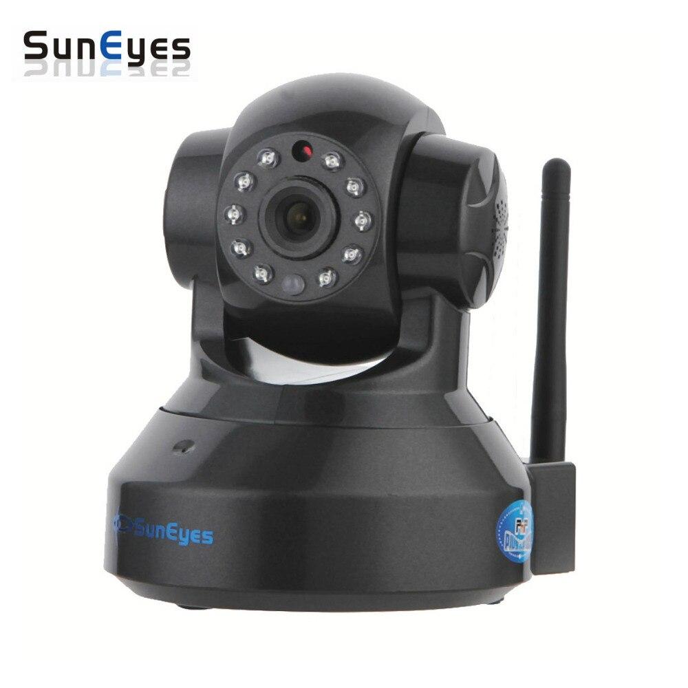 SunEyes SP-TM01EWPH 1080 P 2.0MP Full HD Sans Fil Caméra IP avec Pan/Tilt et Deux Voies Audio ONVIF