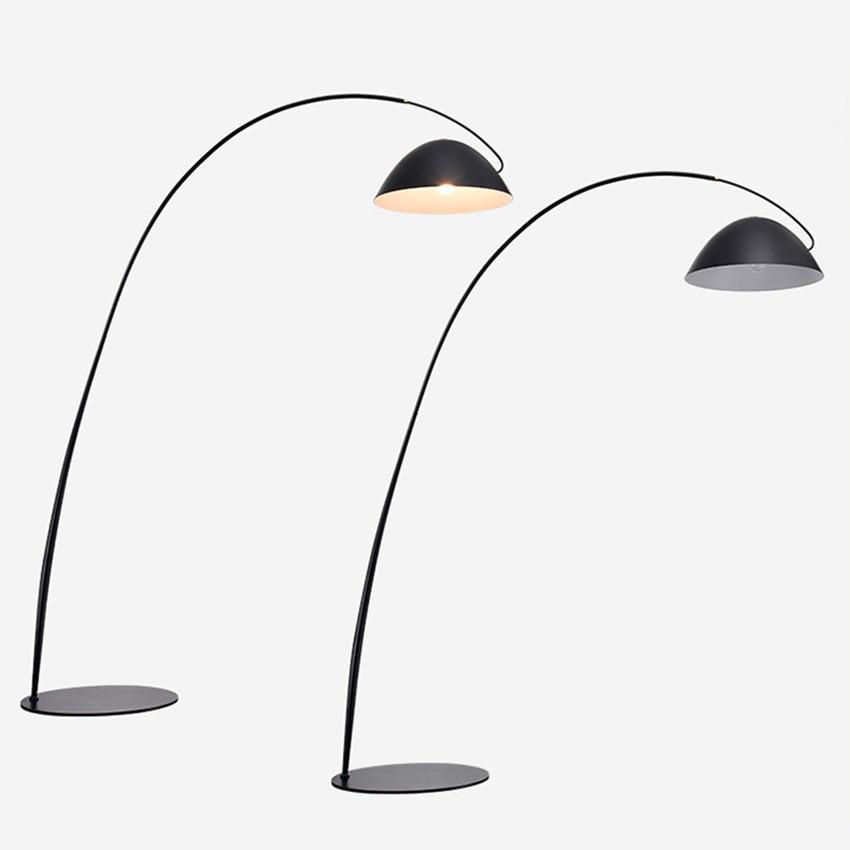Italienischen designer LOFT LED Boden lichter leuchte led lampen tinte stift moderne wohnzimmer ausstellung halle angeln boden lampe - 4