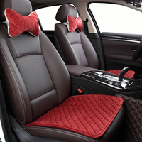 Automobiles Plush car seat cover for chevrolet aveo t250 t300 cruze captiva Car Seat Protector Covers styling